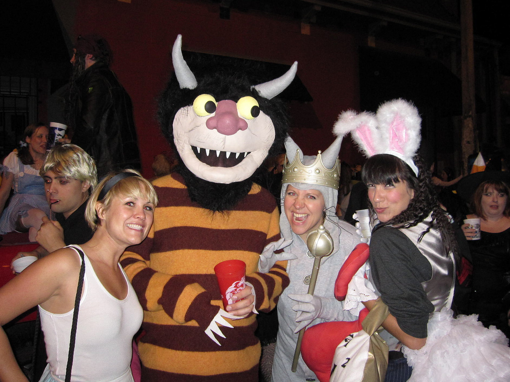 new orleans halloween, halloween in new orleans, new orleans events