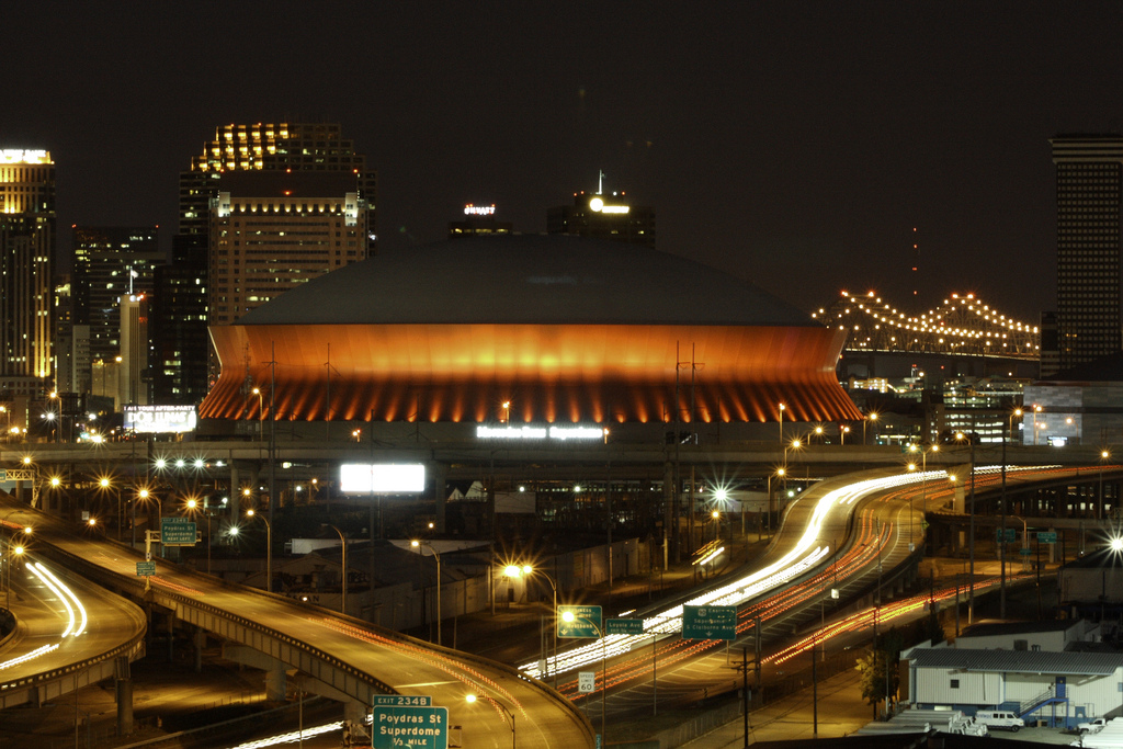 new orleans superdome