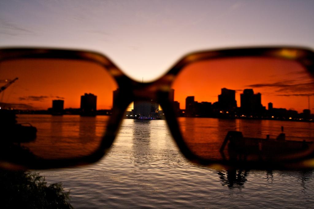 new orleans sunset sunglasses