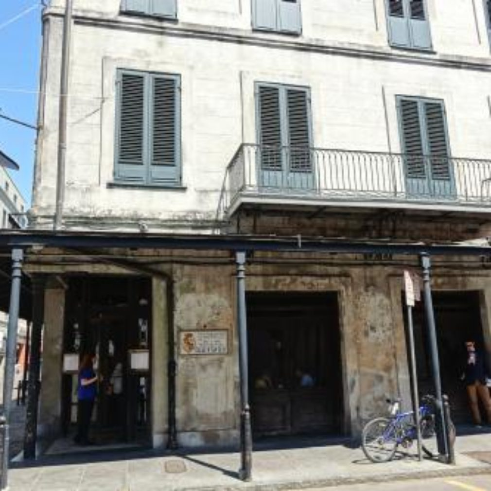 Napoleon House in the French Quarter