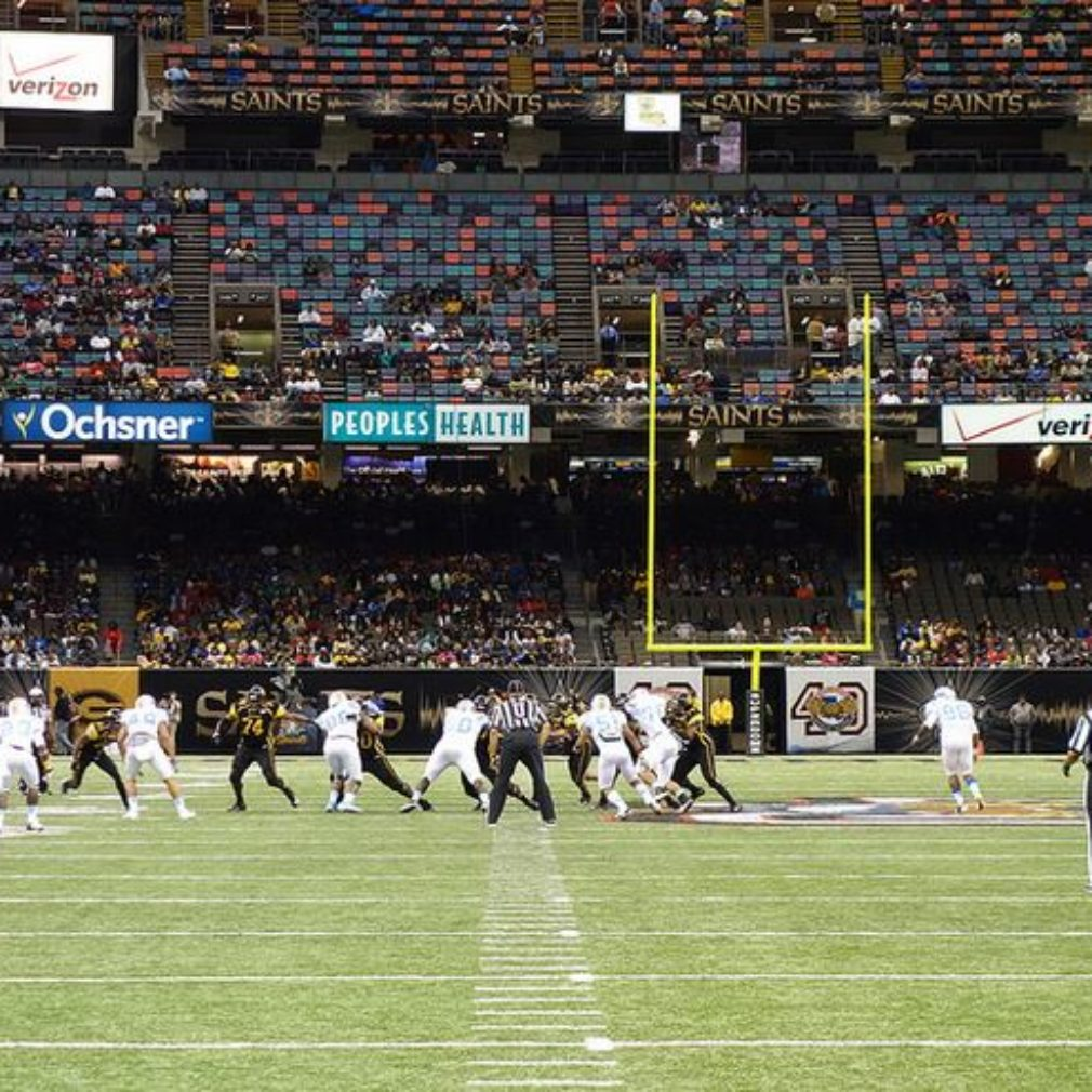 Bayou Classic is an annual showdown between Grambling State University and Southern University in New Orleans.
