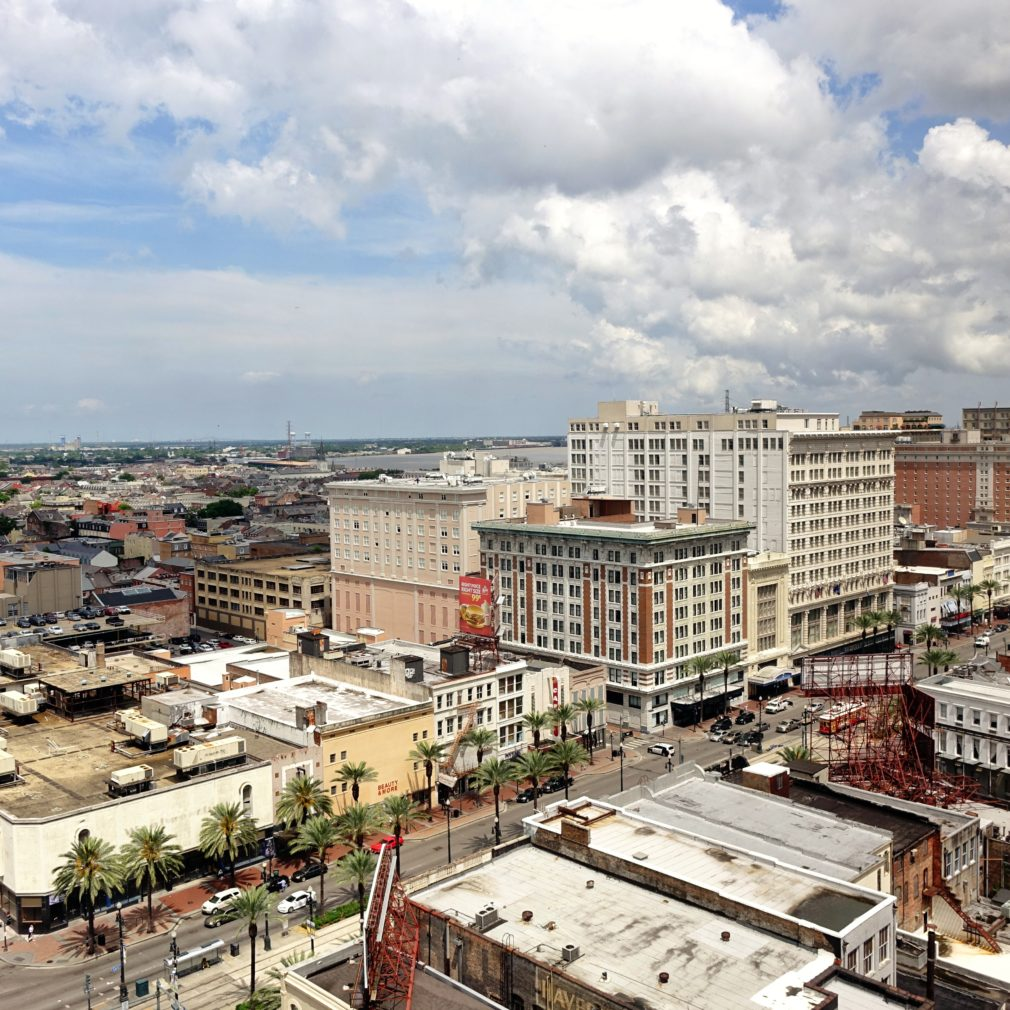 New Orleans City View