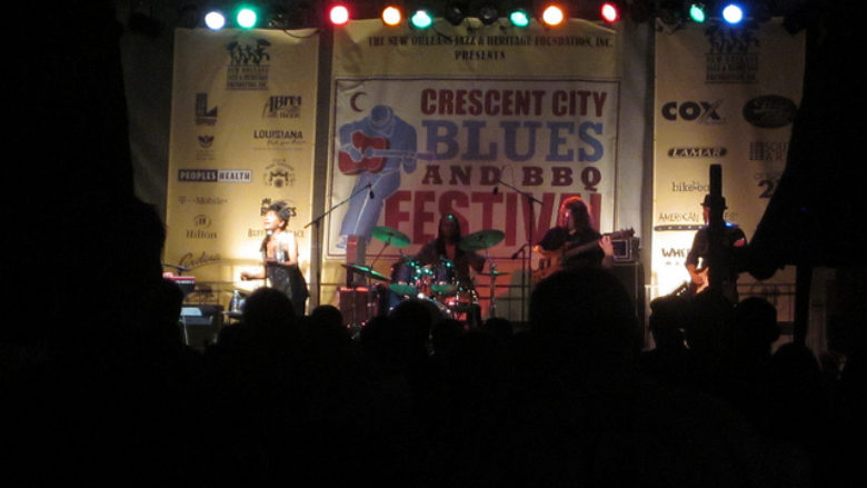 Blues and BBQ Fest