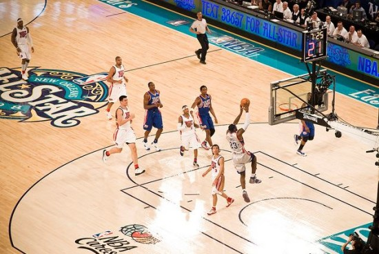 NBA All-Star Game New Orleans