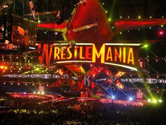 Wrestlemania New Orleans