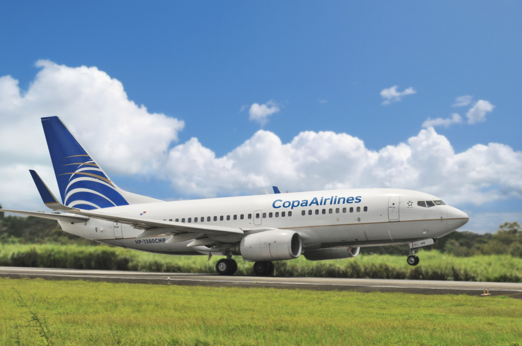 A Copa Airlines plane. (Photo courtesy of Copa Airlines)