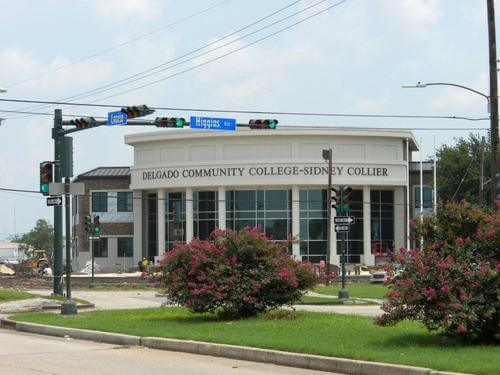 The January Flash Career Fair will take place on Tuesday, Jan. 19 at Delgado Community College's Sidney Collier Campus on Luisa Street. (Photo via Delgado Community College)
