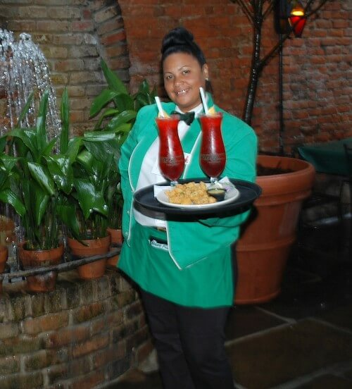Bobbie Williams of Pat O' Brien's. (Courtesy photo)
