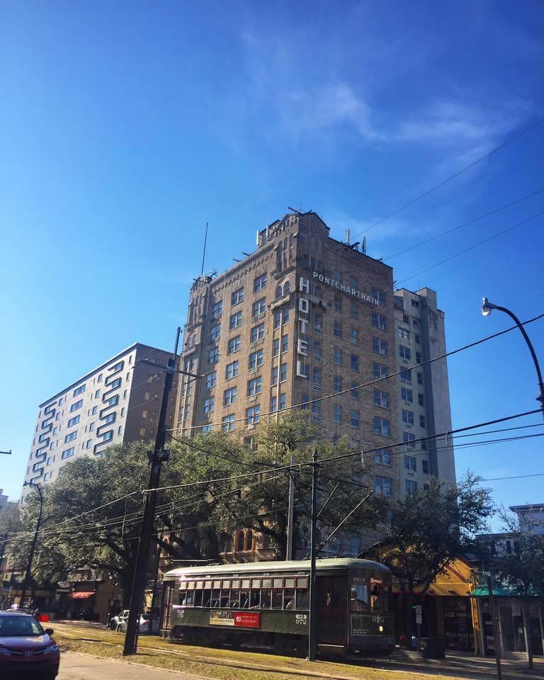 The Pontchartrain Hotel. (Photo via Facebook)