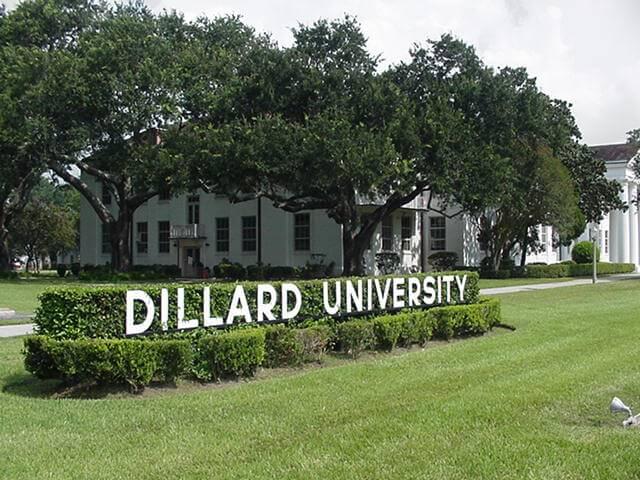 The June Flash Career Fair takes place at Dillard University.